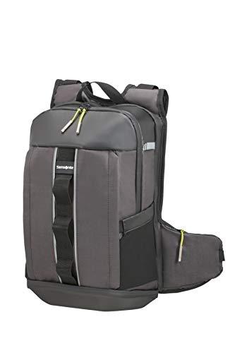 Samsonite 2WM - Laptop Rucksack M 15.6 Zoll, 45 cm, 19.5 L, schwarz (Black)