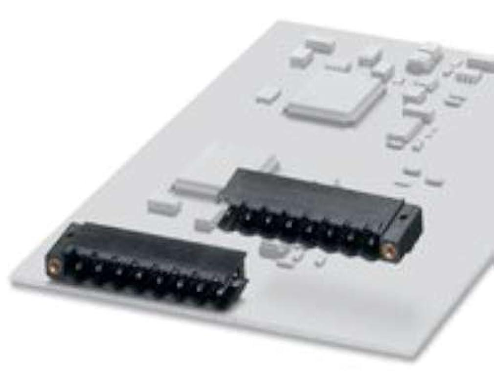 うまくやる()エンドテーブル成り立つPhoenix Contact ベースストリップ 6極 ベースストリップ 1956302