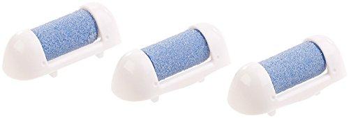 Sichler Beauty Fusspflegegeräte: 3er-Set Hornhautentferner-Aufsätze für SB-50.ak, fein (Elektrische Hornhautfeile)