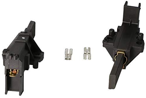 DREHFLEX - MK13-2x Motorkohlen/Kohlebürsten passt für diverse Waschmaschine von Bosch/Siemens/Constructa Neff - passt für 00639025/639025