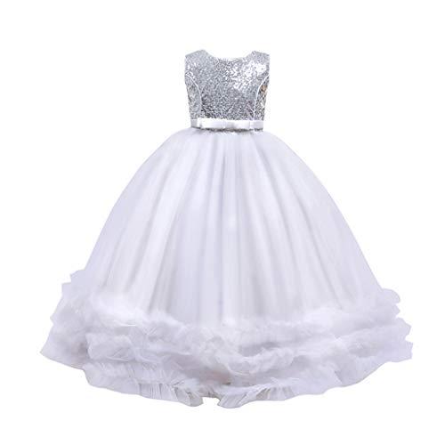 Pupazzo di neve di Natale stampato abito di pizzo principessa gonna per bambini ragazza bambino bambini neonate stampa principessa vestito da principessa abiti abbigliamento natalizio