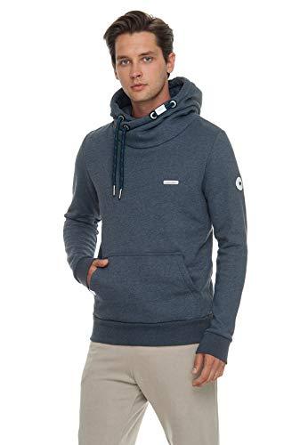 Ragwear Herren Sweater NATE 1912-30010 Dunkelblau Navy 2028, Größe:S