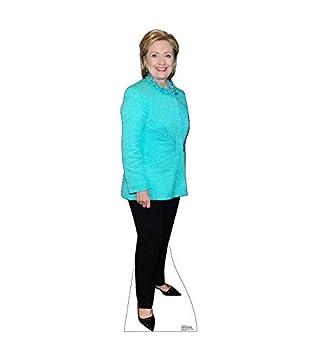 Advanced Graphics Hillary Clinton Life Size Cardboard Cutout Standup