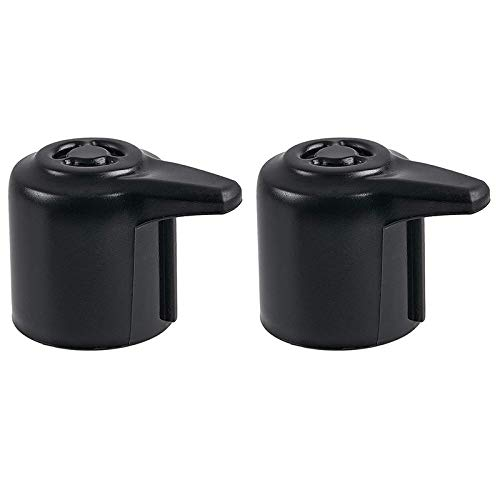 Moligh doll 2 Pack Steam Release Valve, Universal Pressure Valve Release Handle,Electric Pressure Cooker Valve Replacement Part