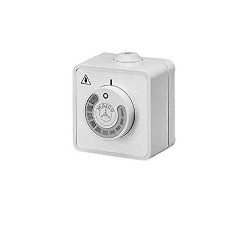 Maico 1896146 Drehzahlsteller Aufputz 230 V 50 Hz, 1 A, ALPWS ST1