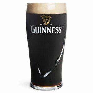 Guinness - Vaso de cerveza