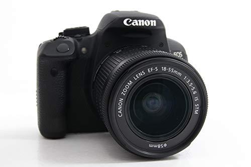 Canon EOS 700D Fotocamera Reflex Digitale, 18 Megapixel,...