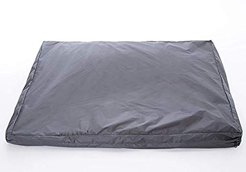 Morezi DIY Do It Yourself Pet Pillow Cover: Water Resistant Dog Bed Liner, Washable, Waterproof Liner Internal Case in Medium or Large for Dog and Cat - Cover only - L Review