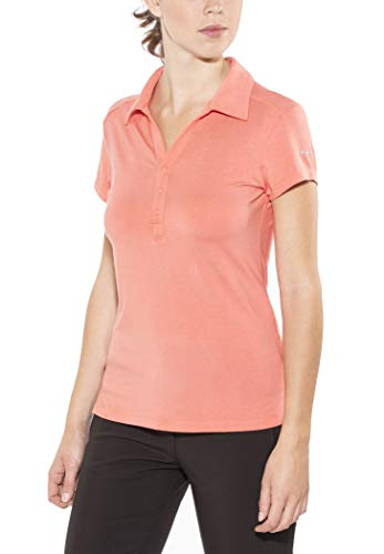 Columbia Pacific Polo Femme, Lychee, FR (Taille Fabricant : XL)
