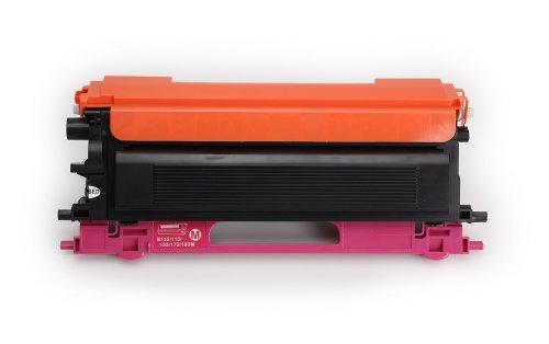 Toner kompatibel zu Brother TN135M / Magenta/ca. 4000 Seiten/geeignet für Brother DCP-9040CN DCP-9042CDN DCP-9045CDN HL-4040CN HL-4050CDN HL-4050CDNLT HL-4070CDW MFC-9440CN MFC-9450CDN MFC-9840CD
