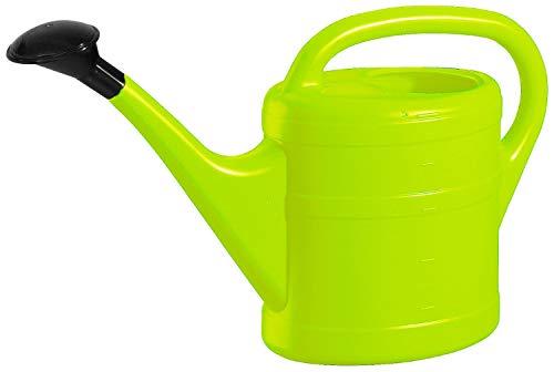 Fuchs seit 1895 Gießkanne Inhalt 5 Liter aus Kunststoff, Farbe:maigrün/mintgrün