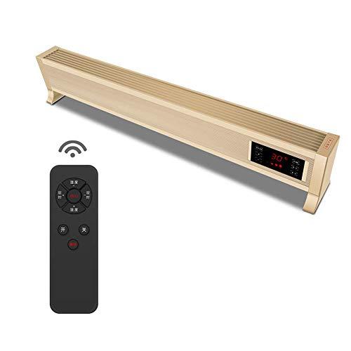 ZHONGHUA Elektrische Heizungen 2000W Fußbodenheizung Geschwindigkeit Thermische intelligente Temperaturregelung Home Mobile