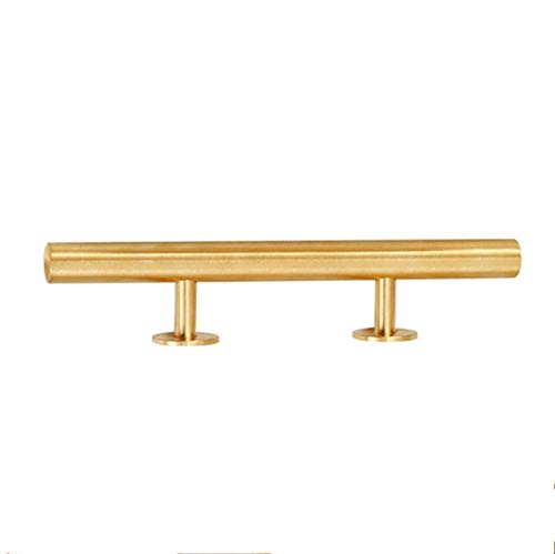 Messing Bar Cabinet & Drawer Pull, 2er Pack,Hole centers: 96mm
