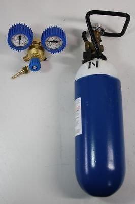 Generic YanHong-DE150803-146 7yh0325yh erstoffregler 2l voll bef¨¹llbar + Umstiegsset Umstiegss und wiederbef¨¹llbar che 2l vo Sauerstoffflasche Sauerstof Sauerstoffregler