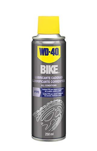 WD-40 Tipo de condiciones-WD-40 Bike-Spray lubricante Bicicleta, Ciclismo, 250ml