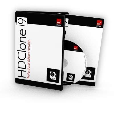 HDClone 9 Professional Edition Portable (Box, deutsch) - Kopieren   Backup   Datenrettung