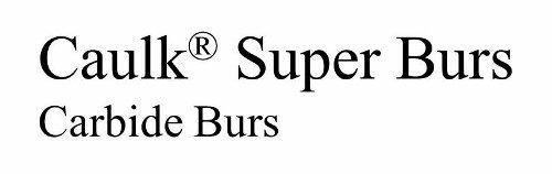 DNC Max 89% OFF Caulk Super Carbide Bur 10 4 years warranty FG 1158 Pk