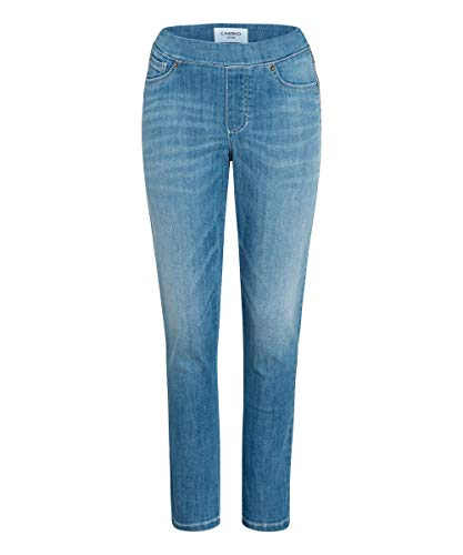Cambio Jeans 'Philia' in Capri-Länge blau (5222 medium 3D Used) 40 | 23