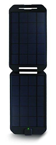 Powertraveller Solarpanel Extreme Solar 5 W Outdoor Ladegerät 5V/1A USB Akku Klappbar