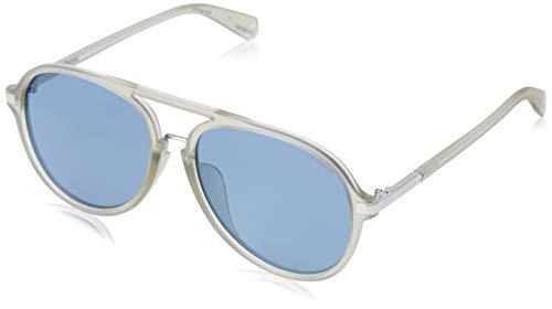 Polaroid PLD 2077/F/S Gafas de sol, Multicolor (Grey), 58 para Hombre