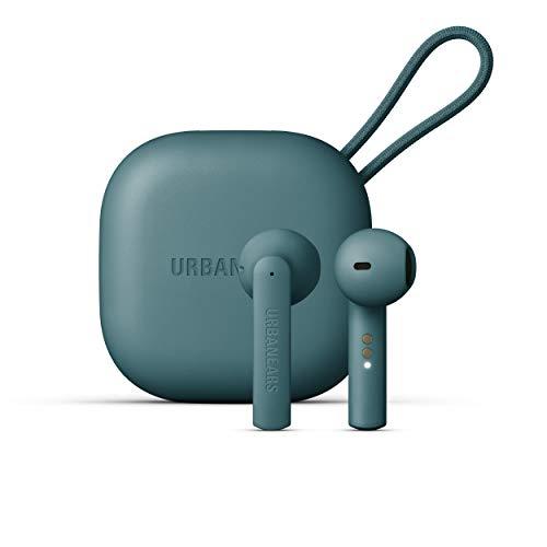 Urbanears Luma echt draadloze koptelefoon - Teal Green