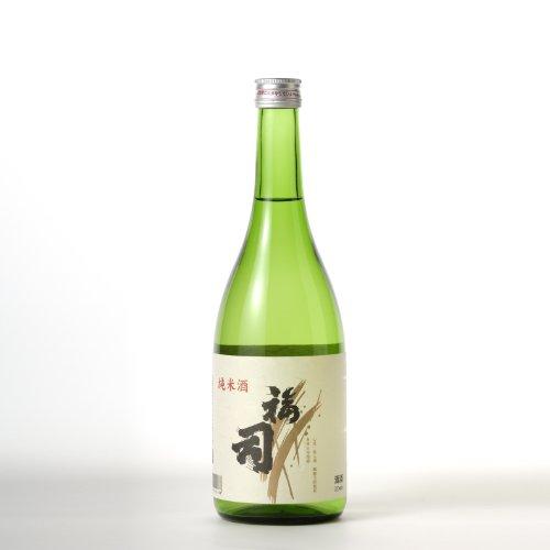 日本酒 純米酒 福司酒造 720ml