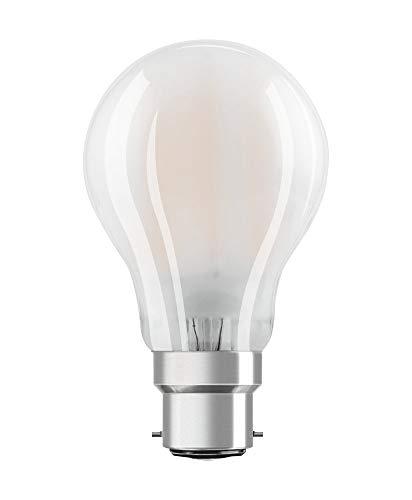 OSRAM LED Retrofit CLASSIC A Pacco da 10 x Lampadina LED, Attacco: E27, Bianca Calda, 2700 K, 6.50 W, Equivalenti a 50 W, LED Retrofit CLASSIC A Mirror, Opacoe, Taglia Unica