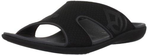 Spenco Women's Kholo Onyx Pattern Slide Sandal - 9 B(M) US