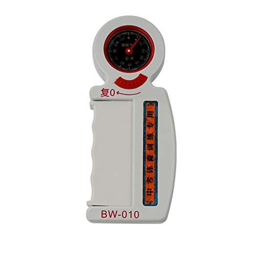 Balain Sportgerät, hohe Genauigkeit, Handdynamometer, Griffstärke, Messgerät für körperliche Fitness, Test-Training, Übungszubehör
