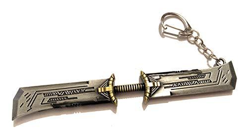 Giuly's Creations Porte-clés en métal sans nickel avec inscription « Thanos Avengers Endgame »
