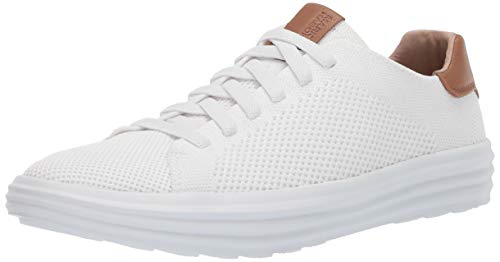 Mark Nason Los Angeles Men's Mondo Sneaker, White, 10.5 M US