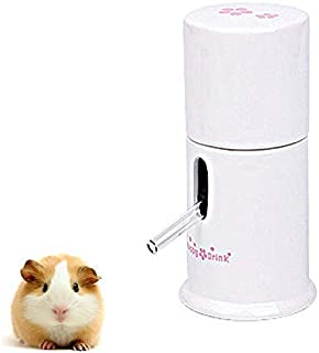 Automatic Dispenser Fountains Leakproof Hedgehog White