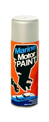 Bootskiste 400 ml Motorfarbe für Mercury in Phantom schwarz