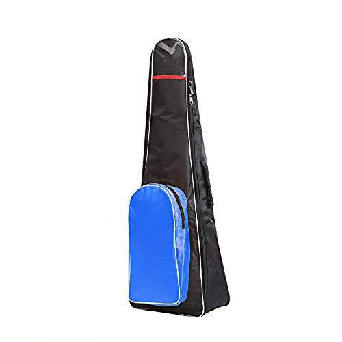 1 * Stoff Fechten Schwert Tasche,Stoff Fechten Schwert Tasche,Handtasche Rucksack Geeignet für Säbel,Degen,Folie,Fechten Ausrüstung,Aufbewahrungstasche für Schützen Erwachsene und Kinder-1680D Oxford