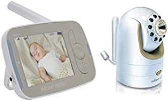 Infant Optics DXR-8 v1.3 Full Kit Baby Monitor, Round-pin Charging Port Version