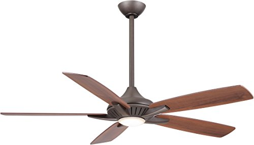 Minka-Aire F1000-ORB, Dyno, 52' Smart Ceiling Fan,...