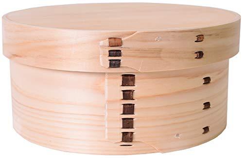 木曽工芸おひつ手造り曲げ輪日本製木製ひのきさわらさくら1.5合用電子レンジ対応
