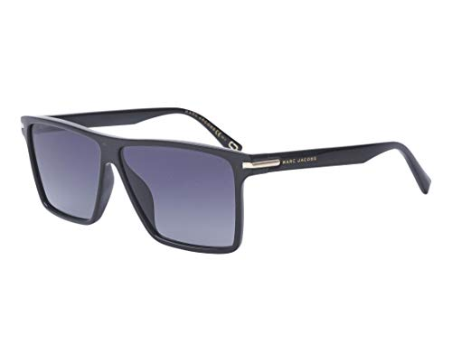 Marc Jacobs Marc 222/S 9O Gafas, BLACK/GY GREY, 58 Hombres