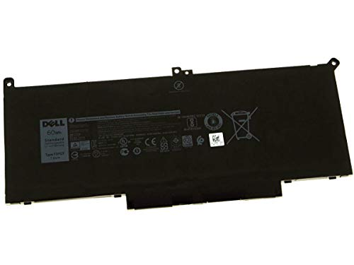 Dell E7280 E7480 4 Cell 60WHR Lithium ION Battery Type 2X39G Part Number DM3WC F3YGT
