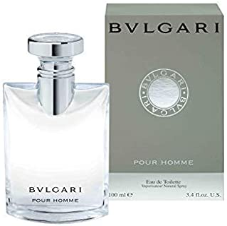 Bvlgari Pour Homme by Bvlgari for Men Eau de Toilette 100ml