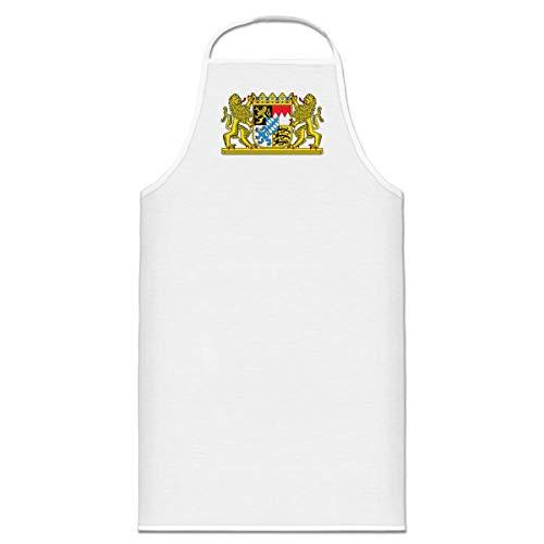 Shirtcity Regierung von Oberbayern Wappen Kochschürze by