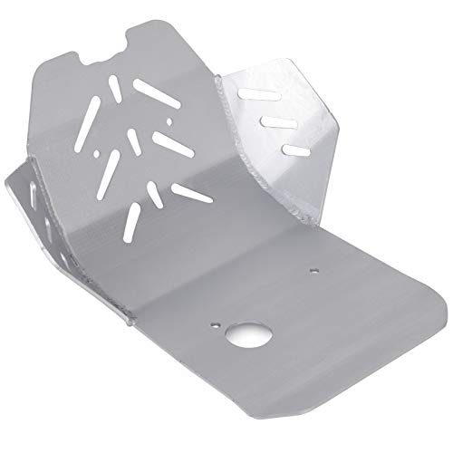 ECOTRIC Skidplate Skid Plate Aluminum For 2008-2019 Yamaha WR250R WR250X WR 250 R NEW