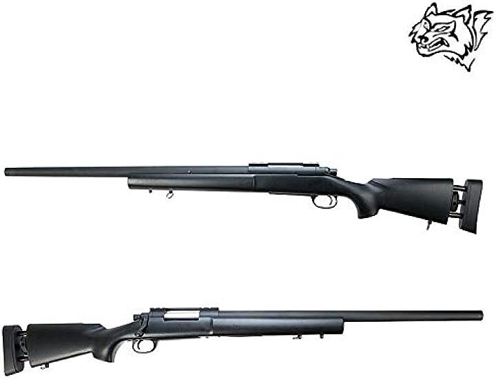 Fucile snow wolf softair 0.9 joule fucile a molla modello vsr10 (wa25430) B07S95CD7F