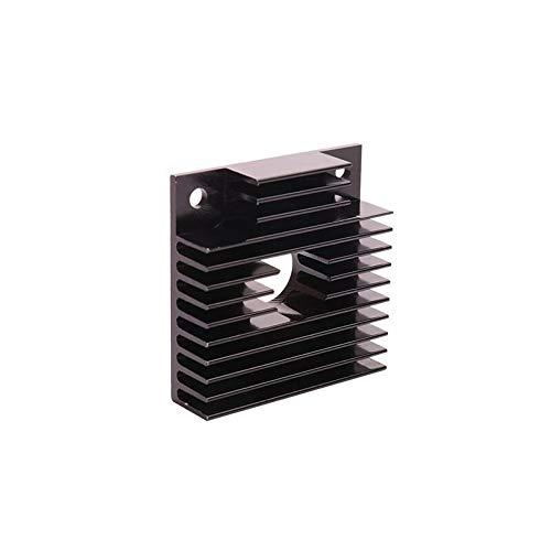 XIAOMINDIAN 2pcs MK8/MK7 extruder heat sink 40X40X11mm reprap 3D printer part Printer Parts