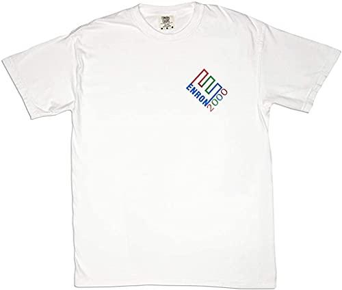 Enron 2000 T-Shirt (X-Large) White