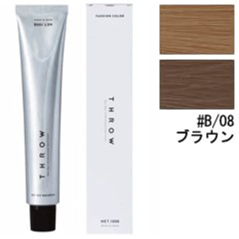 いらいらするのためにクラッシュ【モルトベーネ】スロウ ファッションカラー #B/08 ブラウン 100g