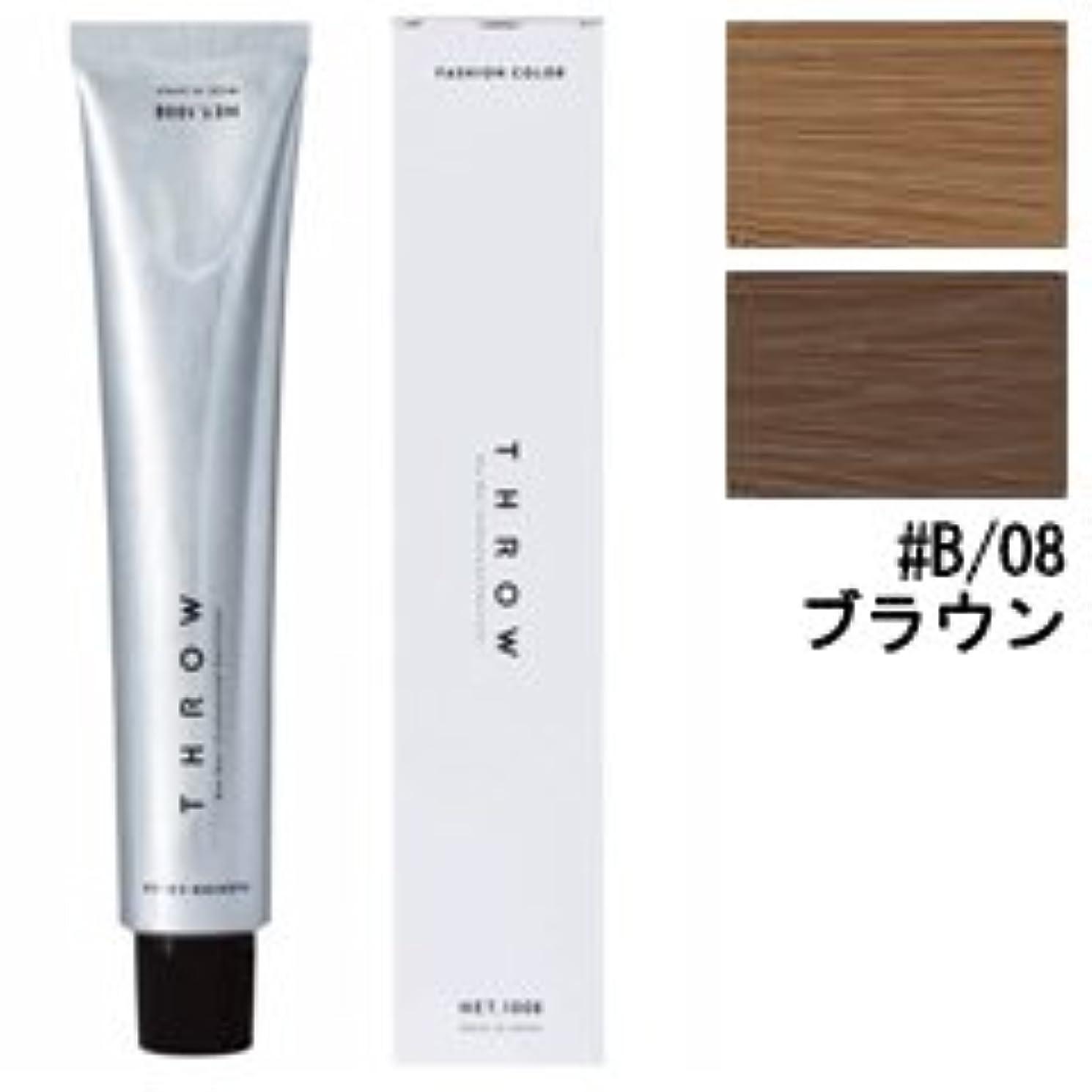 連続的によって嫌な【モルトベーネ】スロウ ファッションカラー #B/08 ブラウン 100g