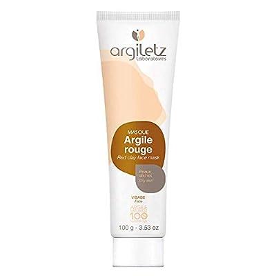 Argiletz Red Clay Face Mask 100g from Argiletz