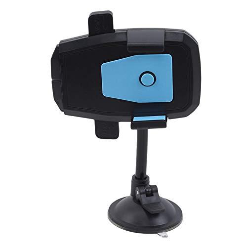 USNASLM Soporte para teléfono de coche Soporte de soporte de taza universal para coche con ventosa móvil para parabrisas de bloqueo de coche-accesorios