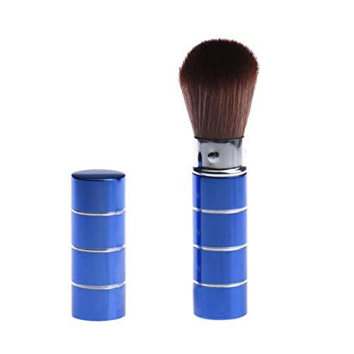 MuSheng(TM) 1pc pinceau de maquillage cosmétique (Bleu)